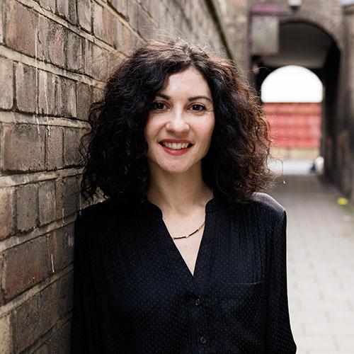 Lida Manioti, Research Executive