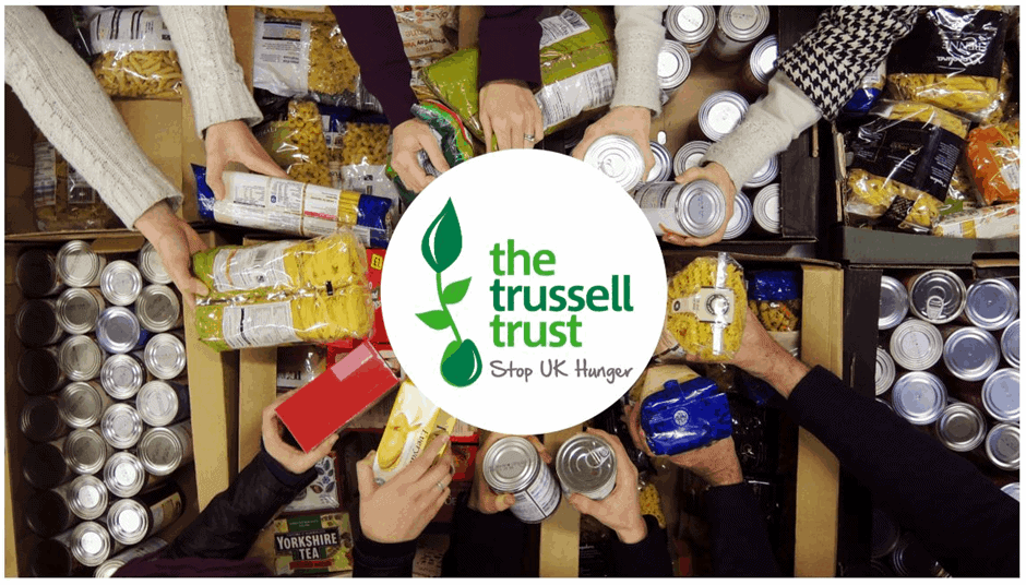 Tapestry supports The Trussell Trust to fight food poverty